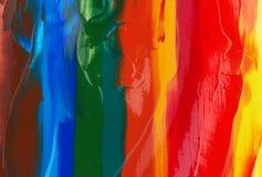 tło pomalowane abstrakcyjne Obrazy Stock