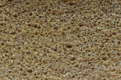 Tło powierzchnia Wysuszony - out Brown krakersa chleb fotografia stock