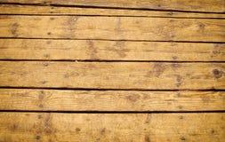 Tło rocznik drewniana tekstura Obrazy Royalty Free