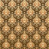 tło rocznik kwiecisty bezszwowy Obraz Royalty Free
