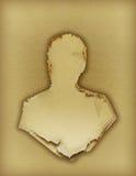 tło rocznik stary papierowy Fotografia Royalty Free
