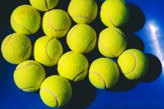 tło, sport tenisowe serii gier Obrazy Royalty Free