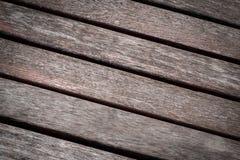 Tło stare drewniane czerwone listwy Zdjęcie Stock