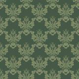 tło styl zielony retro Obrazy Stock