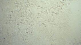 t?o szczeg dekoracyjny textured Wenecki tynku beż Zako?czenie zdjęcie wideo