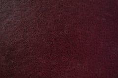 tło tekstura rzemienna naturalna czerwona Zdjęcia Stock