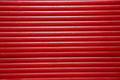 Tło tekstura w czerwieni z liniami Fotografia Royalty Free