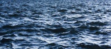 Tło tekstura woda w ruchu Zdjęcia Royalty Free