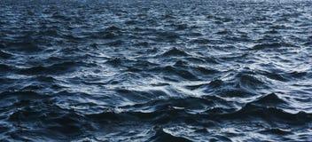 Tło tekstura woda w ruchu Obraz Royalty Free