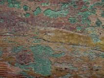 Tło tekstury abstrakcjonistyczna drzewna stara farba ablegruje niedbalstwo obraz royalty free