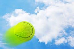 tło tenis Zdjęcia Royalty Free