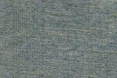 Tło tkaniny drelich Zdjęcie Stock