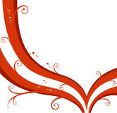 tło valentines Zdjęcie Royalty Free
