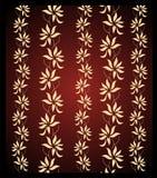 tło wektor kwiecisty ilustracyjny bezszwowy Zdjęcia Royalty Free