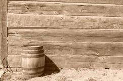 tło western Fotografia Stock