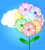 tło wiosna ilustracja wektor