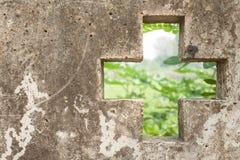 Tło wizerunku tematu cement Fotografia Royalty Free