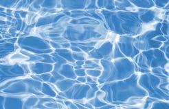 tło wody Zdjęcia Stock