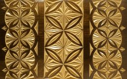 Tło - woodcarving Zdjęcia Royalty Free