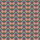 Tło z abstrakcjonistycznym kwiatu wzorem Zdjęcie Royalty Free