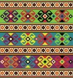 Tło z etnicznymi motywami. Obraz Stock