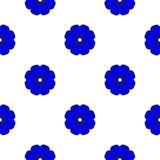 Tło z kwiatami Obrazy Stock