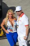 Is-T och Coco Indianapolis 500 2014 Royaltyfri Fotografi