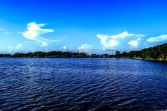 T Opinión del lago y Imágenes de archivo libres de regalías