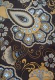 tła Oriental tkanina Zdjęcia Stock