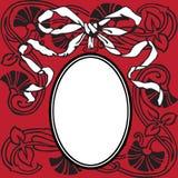 tła ornamentu breloczek Obraz Royalty Free