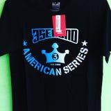 T overhemd Stock Afbeelding