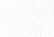 tła papieru tekstury biel Obraz Stock