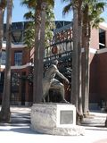 AT&T Park, home of the San Francisco Giants Stock Photography