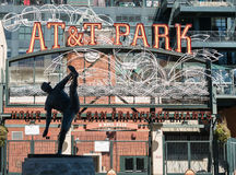 AT&T Park, San Francisco Royalty Free Stock Photos