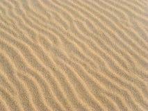 tła piaska fala Zdjęcie Stock