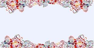 tła projekta elementu kwiat ilustracji