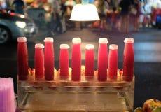 tła projekta ilustracyjny soku granatowa biel Zdjęcie Stock