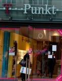 T- PUNKT Deutsche Telecom Royalty Free Stock Images