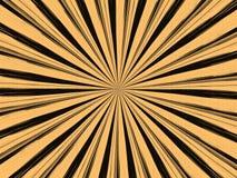 tła radial Fotografia Royalty Free