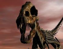 T Rex Stock Image