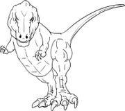 T-rex Stockfotografie