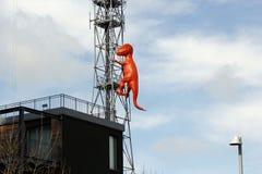 T rex antenna Stock Photos