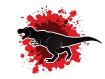 T Rex Dinosaur Imágenes de archivo libres de regalías