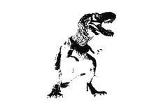 T-rex Dinosaur ,Ancient animals.  Royalty Free Stock Photography