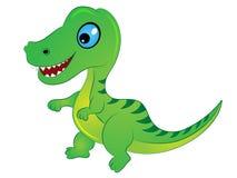 T Rex Dinosaur de la historieta Fotografía de archivo libre de regalías
