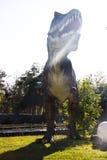 T Rex no sol Foto de Stock