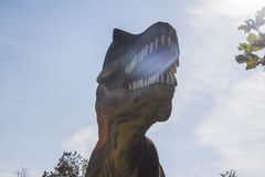 T Rex in the sun Royalty Free Stock Image