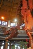 T-Rex Tyrannosaurus Rex kościec Fotografia Royalty Free