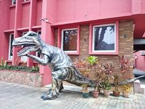 T-rexart von dinosour Replik lizenzfreie stockfotografie