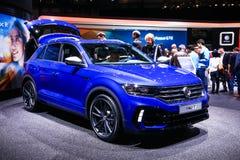 T-Roc di Volkswagen fotografie stock libere da diritti
